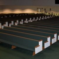 Oak Pews - Very Good Condition in a Variety of Quantities and Sizes