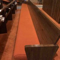 Great Church Pews - 40 pews in great condition.