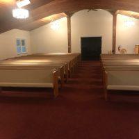 14 church pews