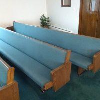 4 Church Pews